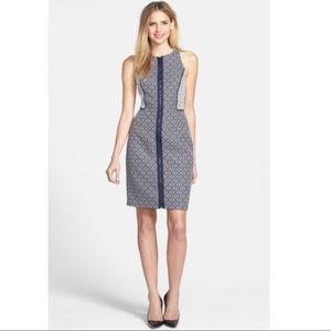 Laundry Shelli Segal | Jacquard Sheath Dress | 12